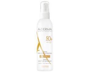 Aderma A-d Protect Spray 50+ Protezione Solare 200 Ml