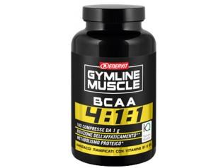 Gymline Muscle Bcaa 4:1:1 Kyowa Quality Compresse 180 Compresse 180 G