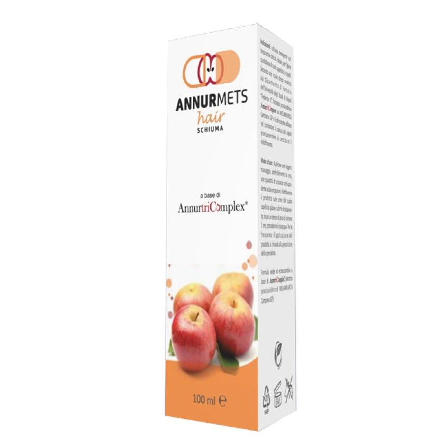 Ngn Healthcare-new Gen.nut. Annurmets Hair Schiuma 100 Ml