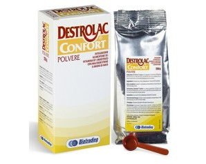 Biotrading  Unipersonale Destrolac Confort Polvere 250 G