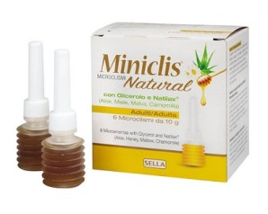 MINICLIS Natural MD Ad.6pz