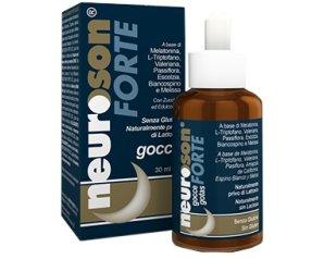 Shedir Pharma Neuroson Forte Gtt Gocce 30 Ml