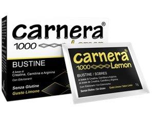 Shedir Pharma  Unipersonale Carnera 1000 Lemon 18 Bustine