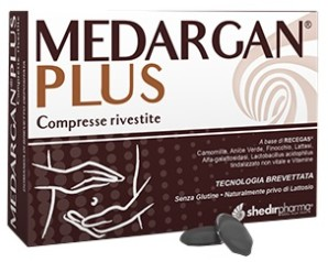 Shedir Pharma  Unipersonale Medargan Plus 30 Compresse
