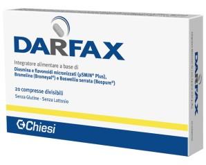 Chiesi Farmaceutici Darfax 20 Compresse Divisibili