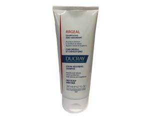 Ducray Argeal Shampoo Trattante Seboassorbente Capelli Grassi 200 ml