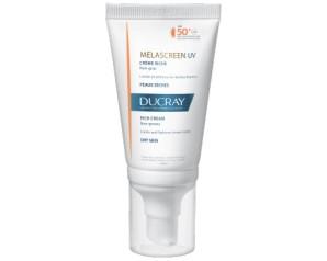Ducray Melascreen Crema Solare Ricca Fp50+ 40 Ml