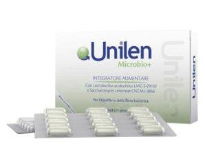Uniderm Farmaceutici Unilen Microbio+ 30 Capsule