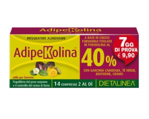 ADIPEKOLINA 7 Days 14 Cpr