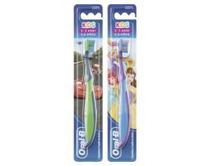 Procter & Gamble Oralb Spazzolino Manuale Cars&princess 3-5 Anni