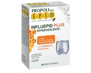 Specchiasol Influepid Plus Effervescente Pea 20 Compresse