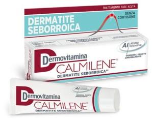 Dermovitamina Calmilene Dermatite Seborroica Azione Intensiva 50ml.