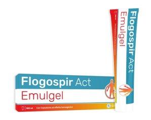 FLOGOSPIR ACT EMULGEL 100ML
