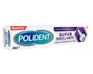 POLIDENT SUPER SIGILLANTE 40G