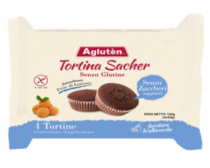 AGLUTEN Tortina Sacher 160g