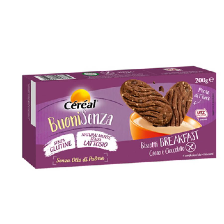 CEREAL BUONI SENZA BISC CACAO