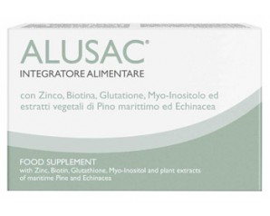 ALUSAC 30 Cpr