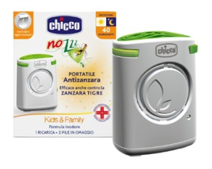 Chicco (artsana) Chicco Zanza Dispositivo Portatile Anti Zanzara Kids E family