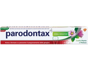 Glaxosmithkline C.health. Dentifricio Parodontax Herbal Sensation 75 Ml