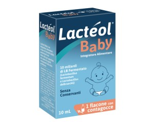 LACTEOL BABY 10ML