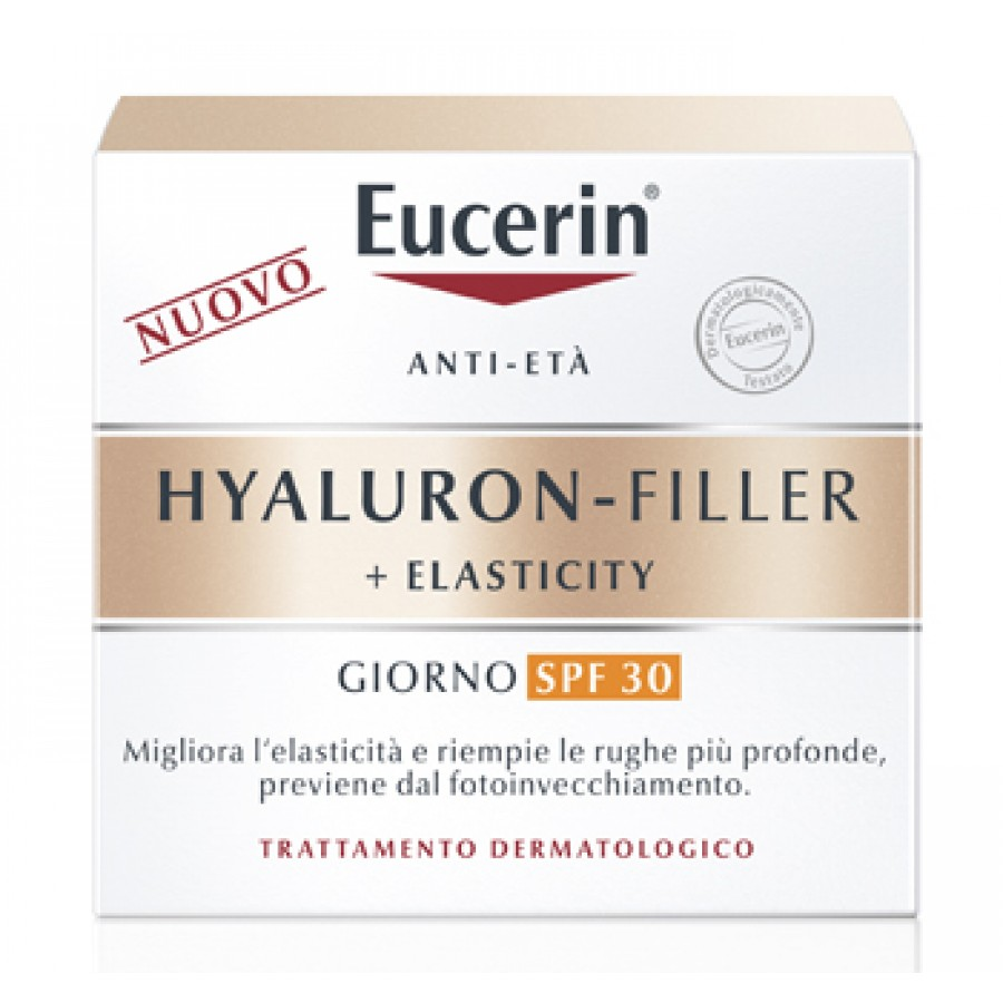 Beiersdorf Eucerin Hyaluron-filler+elasticity Spf30 50 Ml