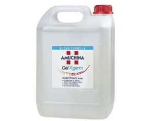 AMUCHINA Gel X-Germ 5Lt