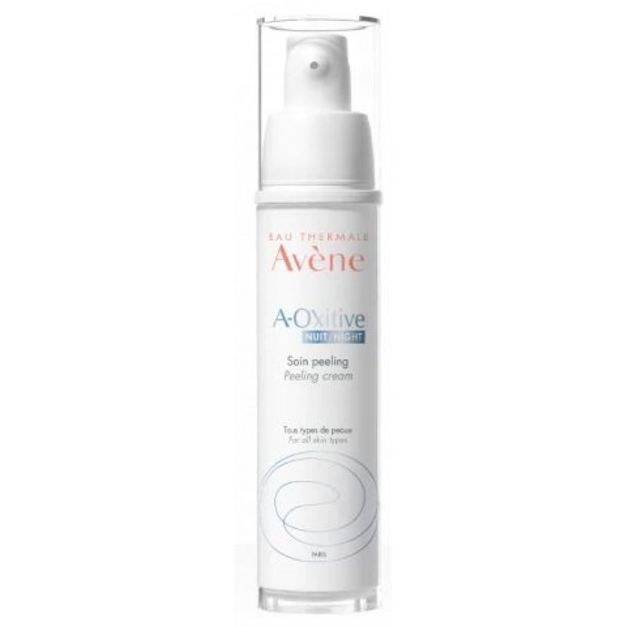 Avene (pierre Fabre It.) Eau Thermale Avene A-oxitive Tratt Peeling Notte 30 Ml