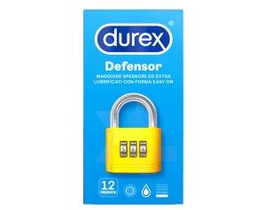 Reckitt Benckiser H.(it.) Profilattico Durex Defensor 12 Pezzi