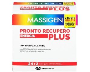 Marco Viti  Massigen Pronto Recupero Energia Plus 24 Bustine