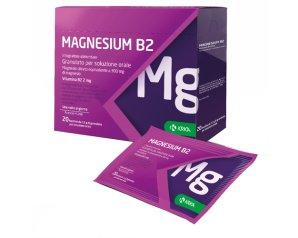 MAGNESIUM B2 300/2MG 20BUST