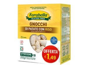 FARABELLA GNOCCHI PAT RISO PRO