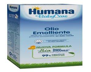 HUMANA BC OLIO EMOLLIENTE250ML