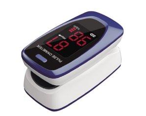 Medipresteril Oxyblood-2  Saturimetro Oxyblood 2 Pulsossimetro Da Dito 1 Pezzo