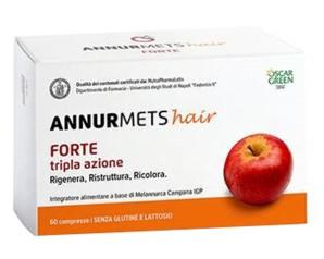 ANNURMETS HAIR FORTE Tr.60Cpr