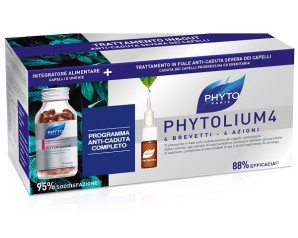 Ales Groupe Italia In&out Phytolium 90 Capsule + 12 Fiale Monouso 3,5 Ml 2019