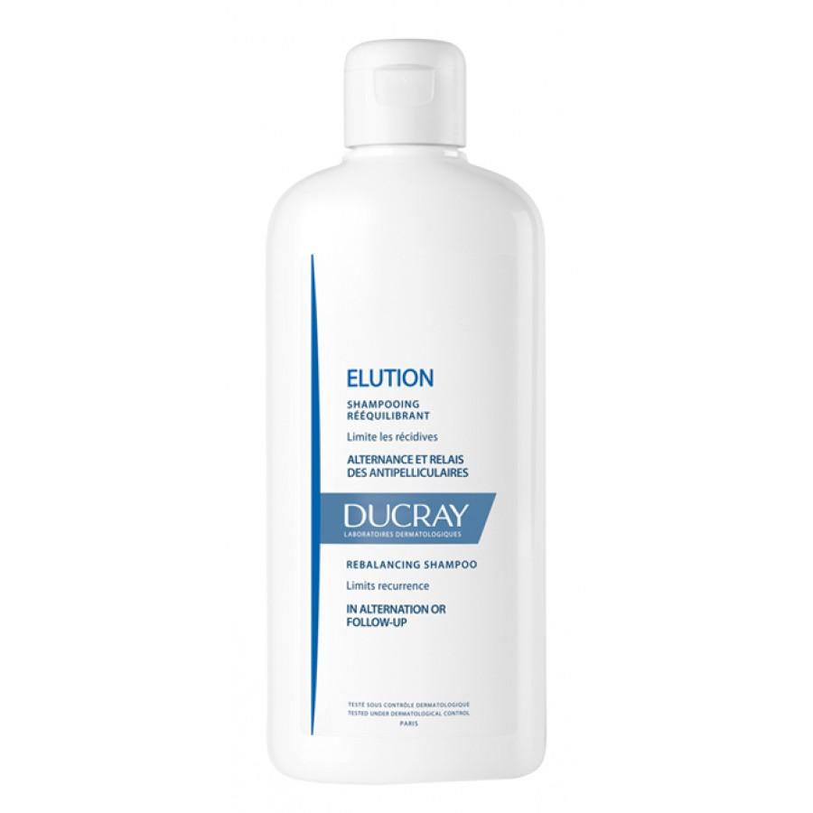 Ducray (pierre Fabre It.) Elution Shampoo Equilibrante Delicato 200 Ml