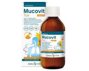 Erba Vita Group Mucovit Tux Fluido Adulti 200 Ml