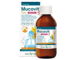 Erba Vita Group Mucovit Tux Fluido Pediatric 200 Ml