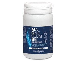 Erba Vita Group Magnesium B6 60 Compresse
