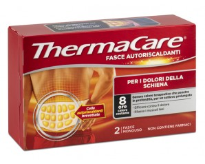 THERMACARE*Schiena 2 fasce