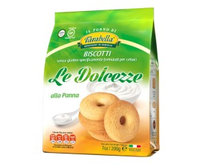 LE DOLCEZZE Bisc.Panna 200g