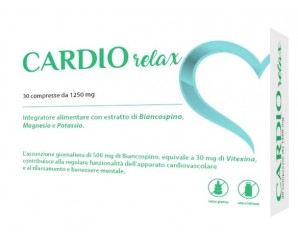CARDIO RELAX 30CPR