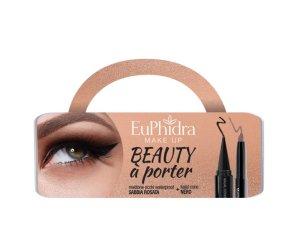 Euphidra Cofanetto Beauty A Porter 1 Matitone Occhi Waterproof + 1 Cono Kajal