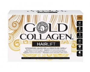 GOLD Collagen HairLift 10Fl.