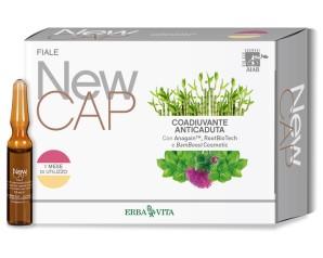 Erba Vita Group Newcap Coadiuvante Anticaduta 12 Fiale
