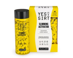 YES SIRT ACTIVATOR 80CPS 300MG