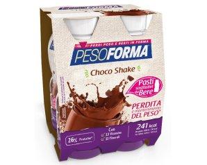 PESOFORMA Choco Shake 4x236ml