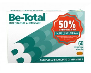 BE-TOTAL 60 Cpr
