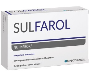 SULFAROL 30 Cpr