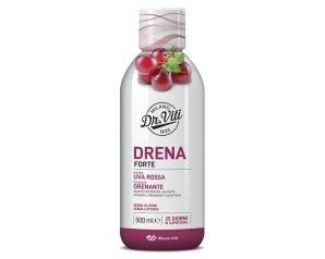 DRENA FORTE Uva Rossa 500ml